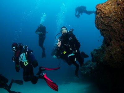 10 immersioni a Lanzarote con alloggio 7 giorni