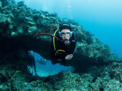Immersioni sulla costa di Lanzarote per gruppi di 6 giorni