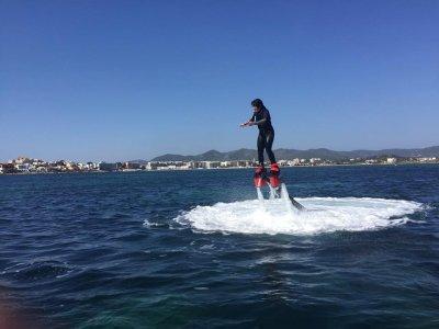 Flyboard en la Playa d'en Bossa de 1 hora