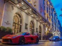 Una vuelta en Ferrari