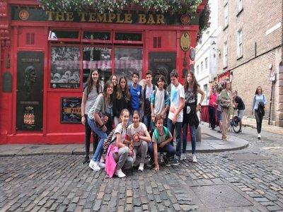 Campamento de inglés en Irlanda 2 semanas