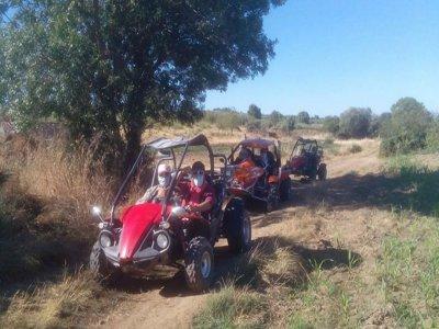 Ruta en buggy para dos personas en San Valentín