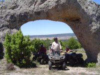 Cuenca en quad