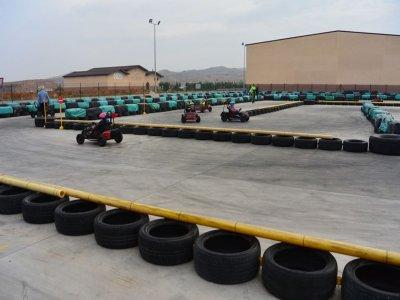 Circuito di karting per bambini a La Rioja