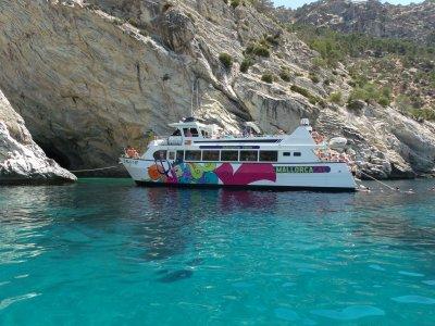 双体船之旅+马略卡岛西南部的美食