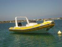 螺旋标志充气船圣西罗57