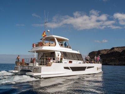 Excursión en catamarán sur Gran Canaria Adultos