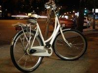 bici en alquiler