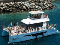 Excursión en catamarán sur Gran Canaria Niños