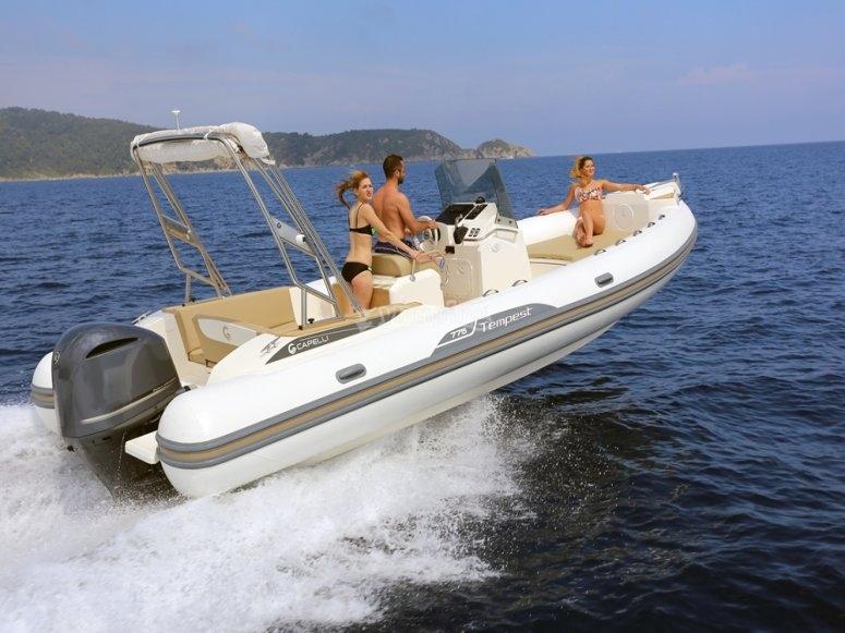 Barco de siete metros