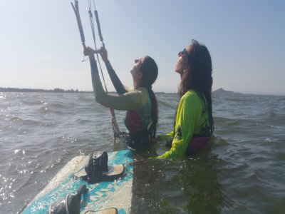 Kiteboarding course, Mar Menor, 2 hours
