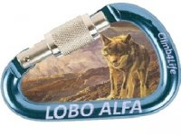 Lobo Alfa Barranquismo