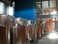 Wine Processing Room