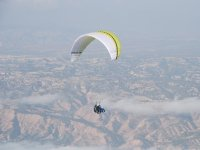 My two-seater paragliding