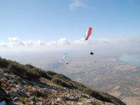 Paragliding in Jabalcon