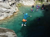 Canyoning for beginners in Barcelona