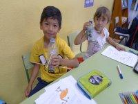 Campamento para aprender ciencia