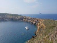 穿越卡斯特利翁(Castellón)地中海小岛