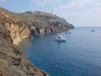 在阿扎哈海岸(Costa del Azahar)上进行一日航行