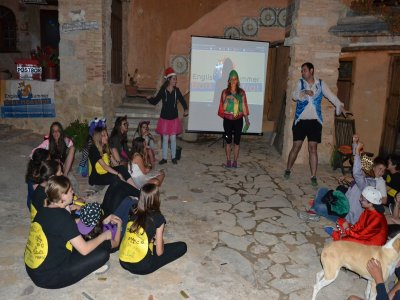 3-day English Camp in Castellón
