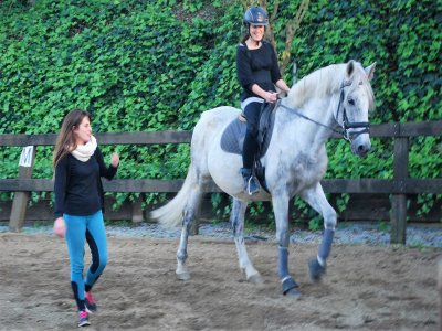 10 horse riding lessons in Barcelona