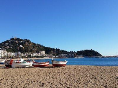 Boat ride along Costa Brava 4h 6 ppl