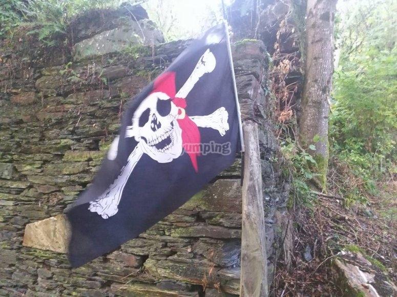 Juego de Atrapa la bandera