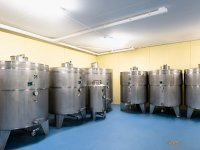 Microvinification room
