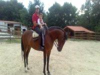 Paseo y clase a caballo en Celanova 1 hora