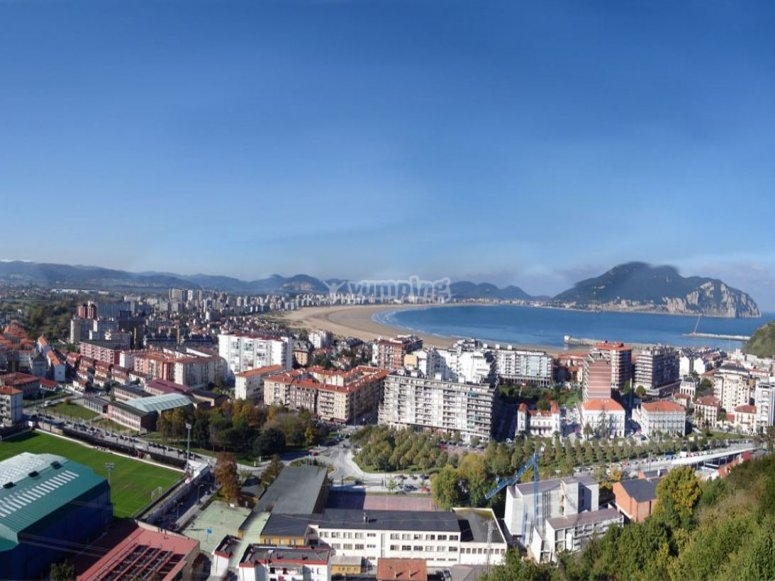 Pueblo al este de Cantabria