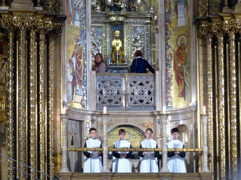 Preciosa decoracion religiosa