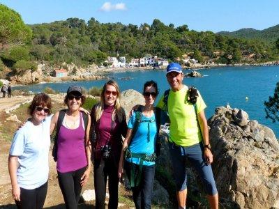 Trekking in Costa Brava+guide