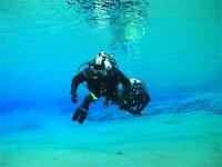 Bajo las aguas de Formentera