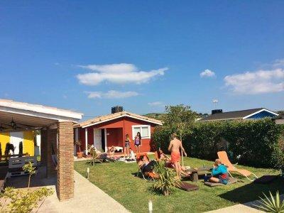 冲浪营地和周末住宿