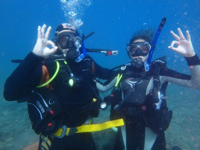 PADI Diving Course Granada, 4-Days