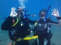 PADI Diving Course Granada, 4-Days