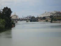Excursion por el Guadalquivir en Sevilla