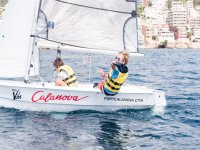 学习帆船自小