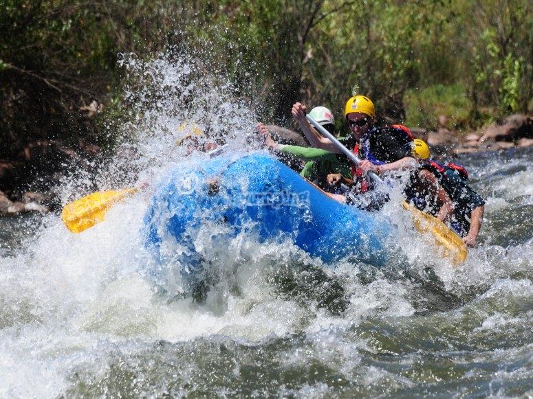 Saltos de agua y rapidos