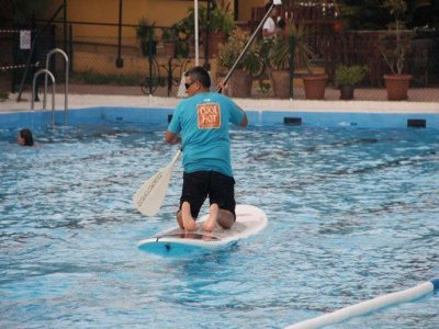 Cool Hot Motril Paddle surf
