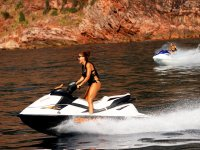 Carreras en motos de agua