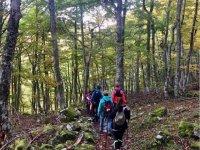 Trekking en el mejor entorno asturiano