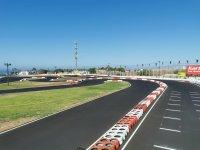 Circuito para conducir karts