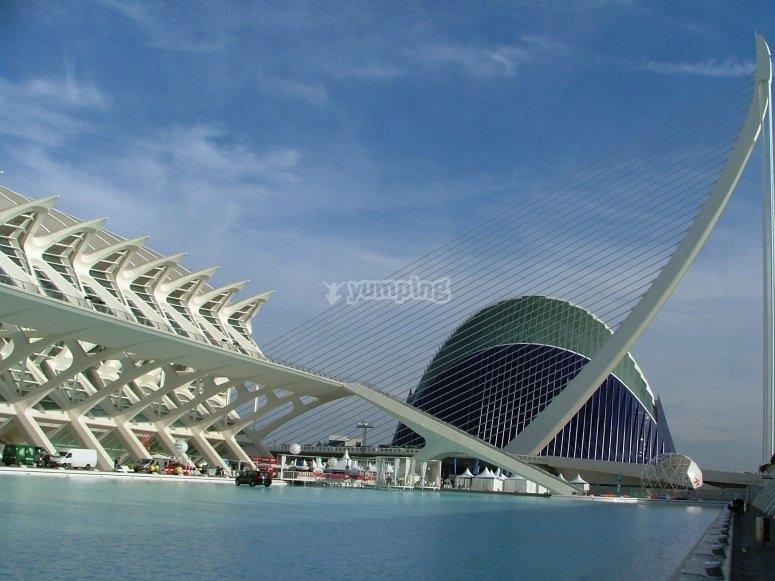 Lugares representativos valencianos