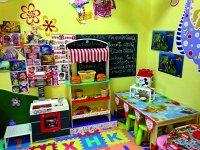 Cumpleaños infantil Madrid con merienda y juegos