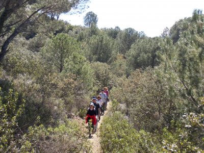 Hiking tour in Sierra de Córdoba on Wednesdays