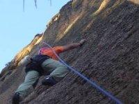 Iníciate en la escalada
