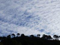 el cielo de la montana