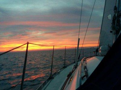 Alquiler de velero en Ibiza 7 dias en junio