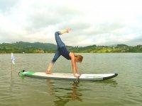3 lezioni di SUP Yoga a Villaviciosa